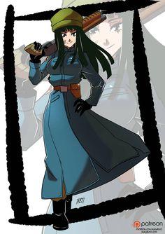 Future Mai by KukuruyoArt on DeviantArt Dragon Ball Z, Kuroko, Akira, Boruto, Sailor Moon, Fairy Tail, Trunks And Mai, Z Warriors, Martial
