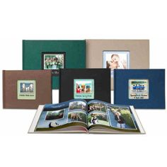 Picaboo - Classic Photo Books    The List: 13 Wonderful Ways to Preserve Their Artwork