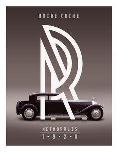 Metropolis 1920 – Free Art Deco Font Poster E                                                                                                                                                                                 More