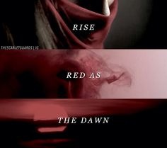 Red Queen & Glass Sword.  Both are non-stop, action-packed reads and I can't wait for the next one!