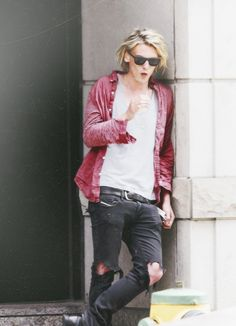Jamie Campbell Bower #celebrities