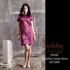 Tenun Dress from Everlasting Batik