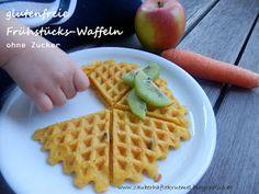 Rezept glutenfreie Frühstückswaffeln ohne Zucker  http://zauberhaftekruemel.blogspot.co.at/2016/01/rezepte-glutenfreie-fruhstuckswaffeln.html