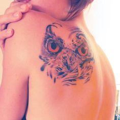 My tattoo:) Love it.