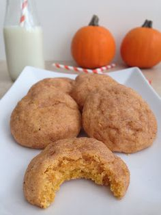Goddess of Baking: Pumpkin Snickerdoodles