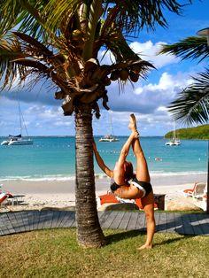 Hottie of the Week: Sydney The Gymnast Beach Gymnastics, Gymnastics Quotes, Artistic Gymnastics, Cheer Stunts, Cheer Dance, Cheerleading, Florida Girl, Yoga, Sport