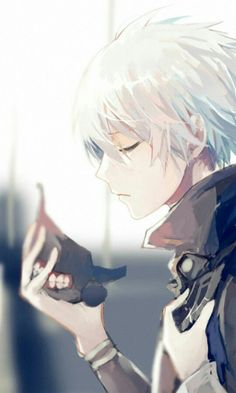 Tokyo Ghoul on We Heart It