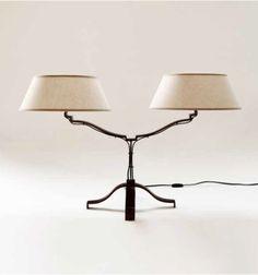 Alexander Lamont 'Scala' lamp.