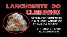 JORNAL AÇÃO POLICIAL ITAPETININGA E REGIÃO ONLINE: LANCHONETE DO CLEBINHO Mercado Municipal Centro - Itapetininga - SP tel: (15) 3537-0732