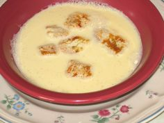 Polish beer soup, polewka piwna, is great hot on a cold day or served cold as a refresher on a hot day.