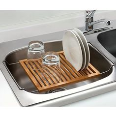Extra Large Dish Drying Rack Awesome Umbraslatdishrack  Modern Dish Racks Dish Racks And Modern Inspiration Design