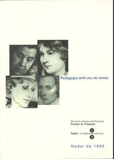 Pedagogia amb veu de dones / Edició a cura de Pilar Heras i Conrad Vilanou