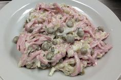 Pasta Salad, Potato Salad, Cabbage, Food And Drink, Appetizers, Cooking Recipes, Menu, Chicken, Baking