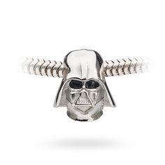 Star Wars Darth Vader Charm Bead