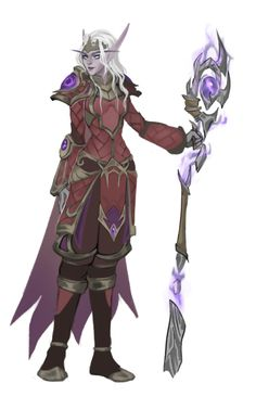 888 Best Night Elves, Void Elves, and Night Born images in