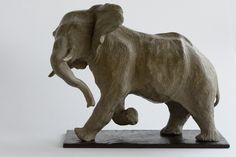Move along ! Bronze Sophie Gérault www.sofy-sculptures.net