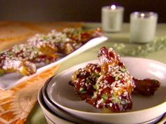 Balsamic Chicken Drumettes from CookingChannelTV.com
