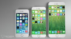 Visions of a larger iPhone 6 are stunning