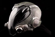 Gas Mask soldiers, yay or nay? - Humans are Superior Futuristic Helmet, Futuristic Armour, Combat Armor, Sci Fi Armor, Armor Concept, Helmet Design, Cool Gear, Ghost In The Shell, Body Armor