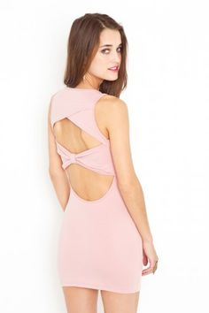 Rosie Cutout Dress