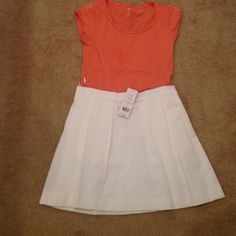 """Spotted while shopping on Poshmark: """"NWT French Connection flared pleated skirt""""! #poshmark #fashion #shopping #style #French Connection #Dresses & Skirts"""