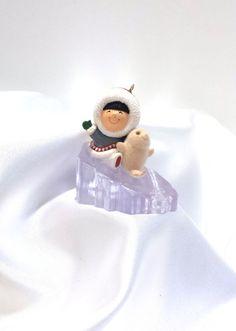 Frosty Friends Hallmark Keepsake Ornament by Donellensvintage