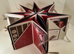 Constellations Blog Hop - Club Scrap Star Book by Karen Wyngaard