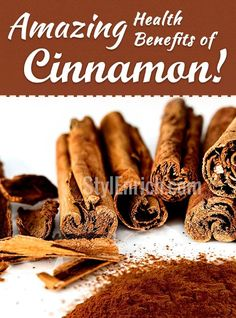Health Benefits of Cinnamon & It's Nutritional Values that You Must Know!