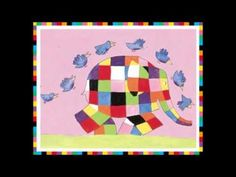 Elmer, a lot of Elmer themed activities Music For Kids, Kids Songs, Art For Kids, Elmo, Literacy Bags, Elmer The Elephants, Eric Carle, School Pictures, Children's Book Illustration