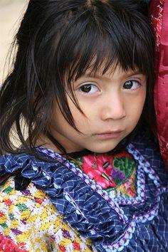Visages du Guatemala