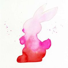 Blule - The White Rabbit - blushing
