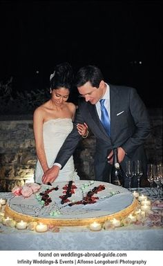 Italy Wedding Inspiration Board - Shannon and Michael | Italian ...