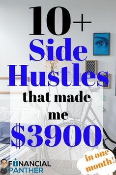 Get ready to check out this list of side hustles that WILL pay off bills and help you to ump on the Earn Money Online, Make Money Blogging, Money Tips, Money Hacks, Make Money Fast, Make Money From Home, I Quit My Job, Making Extra Cash, Money Management