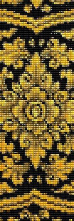 Узоры для кирпичика и ткачества (плотное плетение) 2 | 800 фотографий