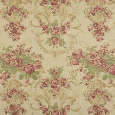 Richmond Park Floral - Florals - Fabric - Products - Ralph Lauren Home - RalphLaurenHome.com