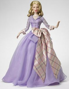 All About Carol Outfit, Gowns by Anne Harper by Tonner Dolls