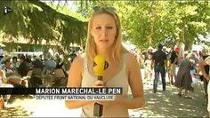 """Pour Marion Maréchal-Le Pen: L'équipe de France est moins """"racailleuse"""" qu'avant la chèvre qui parle.et parle de benzema http://www.dailymotion.com/video/x4k396z_pour-marion-marechal-le-pen-l-equipe-de-france-est-moins-racailleuse-qu-avant-la-chevre-qui-parle-et_sport"""