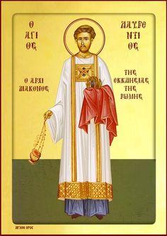 Lavrentios the Archdeacon