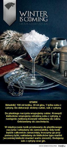 Drinki inspirowane Grą o tron