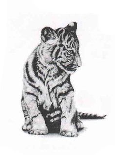 Asiatique tigre tatouage temporaire tatouage par SomaArtTattoo