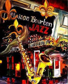 New Orleans Jazz  by Diane-E, via Flickr