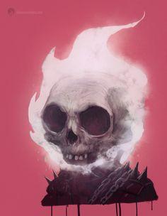 Ghost Rider by juhoham on DeviantArt