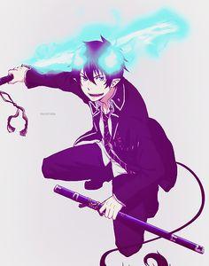 Blue Exorcist ~~~ Rin