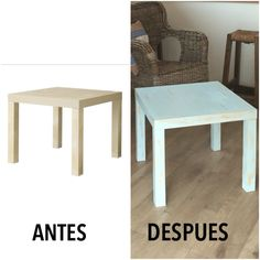 Decoracion de macetas con pintura efecto tiza diy for Chalk paint muebles ikea