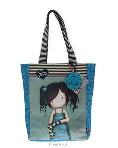 Shopper Bag - Gorjuss - Lost For Words from Santoro. LOVE THIS BAG