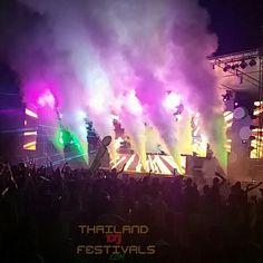 Warp Music Festival  #Pattaya #Thailand #Nightlife