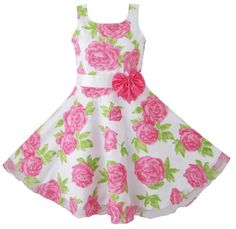 3 Layers Girls Dress Rose Pageant Wedding Party Kids Clothes Size 7-8 Sunny Fashion,http://www.amazon.com/dp/B009YB12AI/ref=cm_sw_r_pi_dp_CKvMsb11MH0529T4