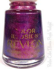 Revlon Color Illusion Purple Twilight