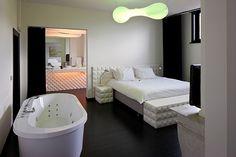 Modern Design - Small Hotel - Feek Suites, Antwerp, Belgium