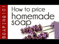 Week 37 of Soaping101 and we are discussing product pricing.  http://www.facebook.com/soaping101    Soap Cost Calculator: http://ziggurat.org/soap/calculators/